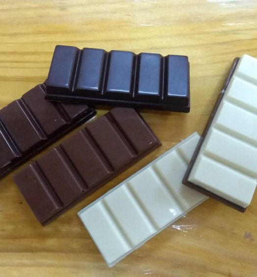 Tablete de Chocolate Amargo Sem Lactose
